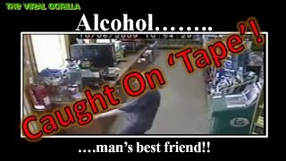 Drunk Fails | Funny Video Clips About Drunk People Caught On Camera