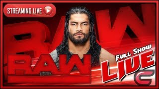 WWE RAW Live Stream Full Show September 25th 2017 Live Reactions
