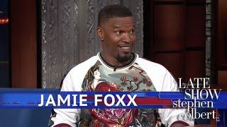 Jamie Foxx Explains The Origin Of