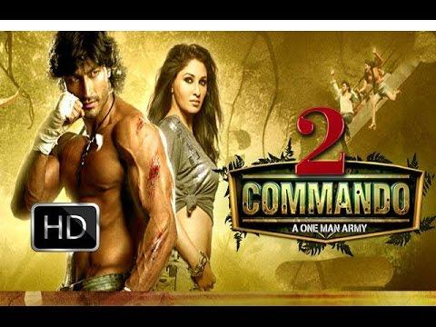 Xxx Mp4 Commando 2 Official Trailer OUT Vidyut Jamwal Pooja Chopra First Look 3gp Sex