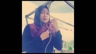 Hijaber Cantik Lagi Nich, Nyanyi Bujang Telajak on Sing! Karaoke Smule