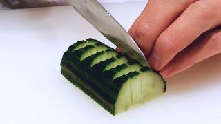 Japanese cutting skills - Super sharp Japanese utility knife