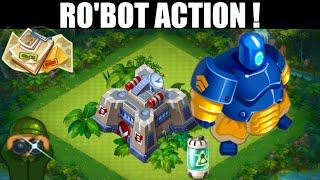 Jungle Heat  -128-  Ro'Bot en action !