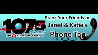 Jared and Katie's Phone Tap: Sexy Prego Pictures?