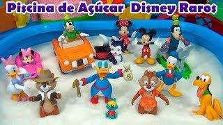 Piscina de Açúcar  Disney Raros : Tio Patinhas , Tico e Teco  e outros
