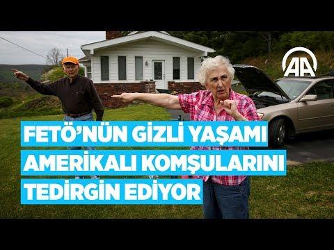 Fetullah Gülen in gizli yaşamı Amerikalı komşularını tedirgin ediyor
