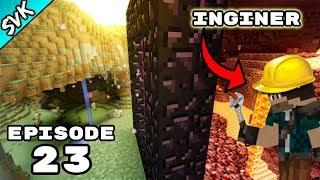 Minecraft : Survival cu Kolpir - Episode 23 ''INGINER!''