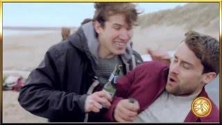 Christian and Chris Gay Kiss (1080p HD)