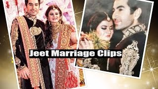 Jeet Marriage Clips - Jeet marriage anniversary - Bengali Actor Jeet Weading Moments