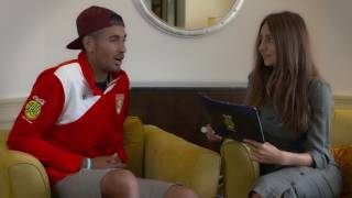 Up, Close and Personal with Nick Kyrgios