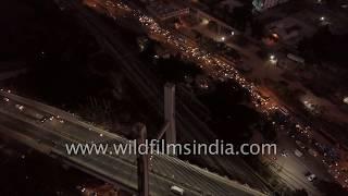 An aerial view of the concrete jungle | KR Puram, Karnataka