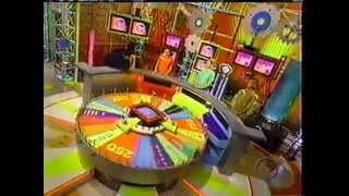 Wheel 2000 Bumper (CBS Kids)