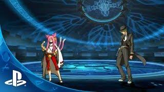 BlazBlue: Chrono Phantasma - Launch Trailer