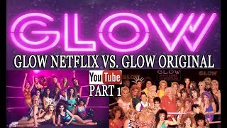 G.L.O.W. Official Reaction from the Original Glow Girls to Netflix Glow 1/2