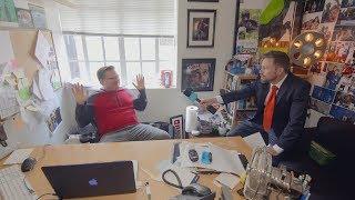 Adam Investigates: The Office Champagne Thief