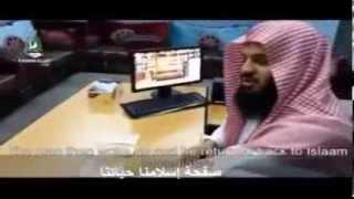 رجل ترك الإسلام و إعتنق النصرانية فإسمع ماذا رأى في المنام