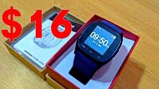 $16 Smart Watch - M26 Review