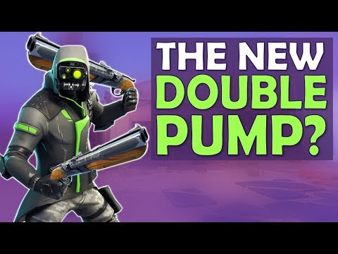 Xxx Mp4 THE NEW DOUBLE PUMP DOUBLE BARREL SHOTGUN Fortnite Battle Royale 3gp Sex