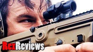 Trijicon TA44 ACSS Quick Look! ~ Rex Reviews