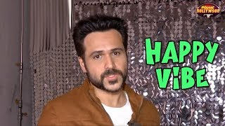 Emraan Hashmi Speaks About The Happy Vibe During Diwali Festival