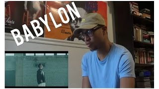 Babylon Between Us (Feat Dok2) Reaction