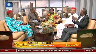 Declaring Herdsmen Terrorists Now Will Be Better For Nigeria--Analysts Pt.4 |Sunrise|