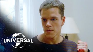 The Bourne Identity | Can a Pen Beat a Knife?