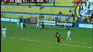 ABC-RN 1 X 2 Flamengo - Copa SP de Futebol Junior 2009