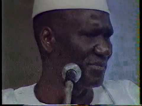Discours de Sekou Touré à Paris 1982 1