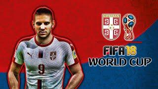 SVETSKO PRVENSTVO SA SRBIJOM #1 - FIFA 18 WORLD CUP MODE