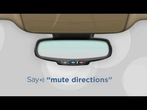 How to Mute OnStar Turn-by-Turn Directions