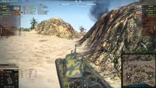 FCM 50t w World of Tanks- taranem go!