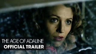 """The Age Of Adaline (2015 Movie - Blake Lively) Official Trailer – """"Let Go"""""""