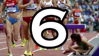 Los 6 Accidentes más HORRIBLES de los Juegos Olímpicos | TOP