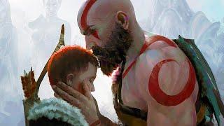 GOD OF WAR 4 All Cutscenes Full Movie 60FPS (PS4 PRO)