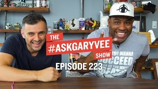 Eric Thomas, Motivation, Success & Public Speaking | #AskGaryVee Episode 223