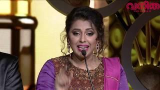തമന്ന... ലേഡി പ്രഭുദേവ! ഒപ്പം മഞ്ജു വാര്യരും... Vanitha Film Awards 2017    Part 11