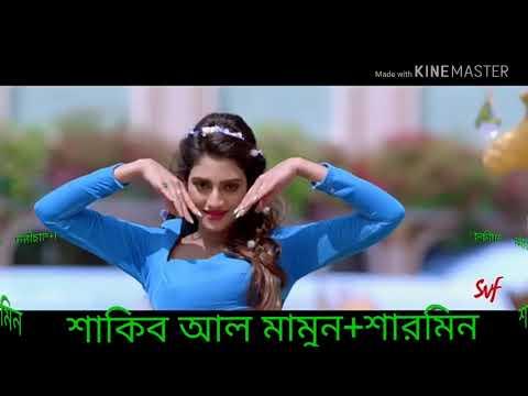 নাকাব ছবির নতুন গান শাকিব খান