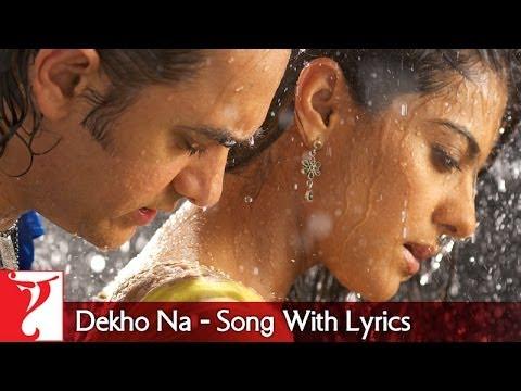 Xxx Mp4 Lyrical Dekho Na Song With Lyrics Fanaa Aamir Khan Kajol Prasoon Joshi 3gp Sex