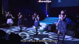 FictionJunction - Hanamori no Oka 「花守の丘」[ English Sub ]