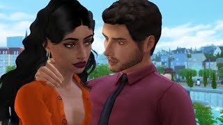 Still In Love With My Ex-Boyfriend | SIMS 4 STORY