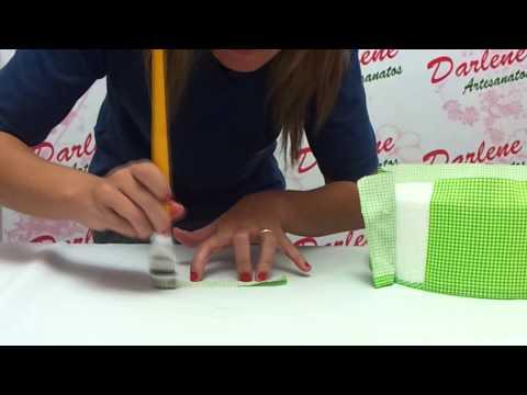 Aprenda a Fazer Maquete de Bolo de Isopor com Darlene Artesanato