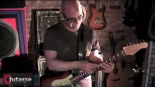 Warren Cuccurullo - il suono e la tecnica