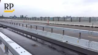 Die Autobahn 1 zwischen Köln und Leverkusen ist gesperrt