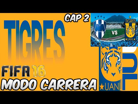 Xxx Mp4 FIFA 16 LIGA MX MONTERREY VS TIGRES DIRECTO HA XVIDEOS MODO CARRERA CLASICO REGIO CAP 2 3gp Sex