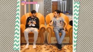 Azerbaycanli gencden maragli video