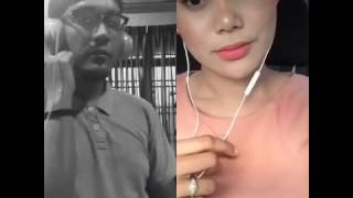Malique ft Dayang Nurfaizah Pejamkan Mata (Cover By Alepfarhan ft Sheera ishak)