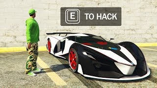 HOW TO HACK IN GTA 5! (New DLC)