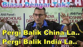 Bro Shah Kirit - Orang India dan Cina Juga Cintakan Malaysia
