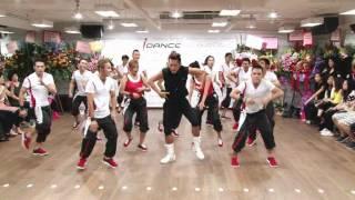 i Dance Quarry Bay Grand Opening  Dance (蘇志威 & All instructors)